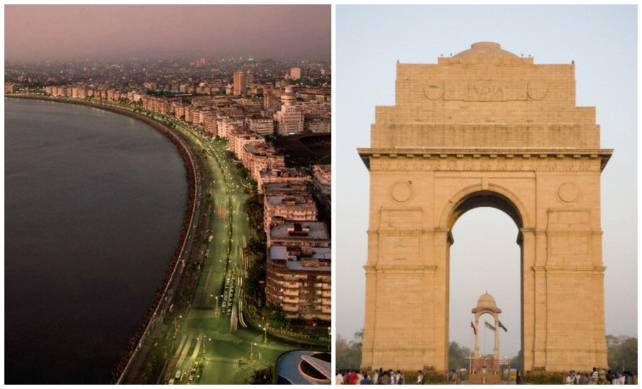 Mumbai or Delhi? Are you as I am? Image courtesy: Corbis